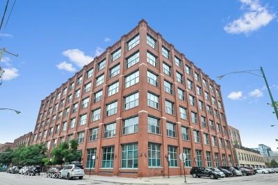 Condo/Townhouse New: 312 North May Street #2IJ