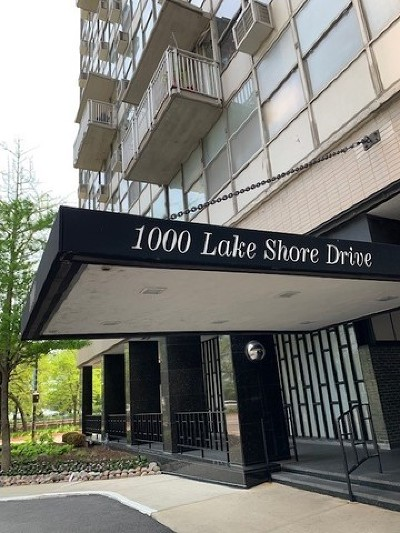 Condo/Townhouse For Sale: 1000 North Lake Shore Drive #1508