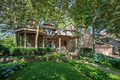 Hinsdale Single Family Home For Sale: 450 North Garfield Avenue