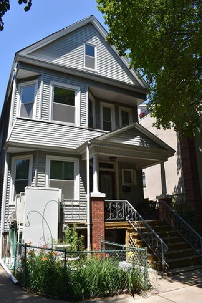 Multi Family Home For Sale: 2658 North Bosworth Avenue