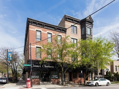 Condo/Townhouse New: 2149 North Southport Avenue #1