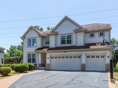 West Chicago Single Family Home For Sale: 420 Hemlock Lane
