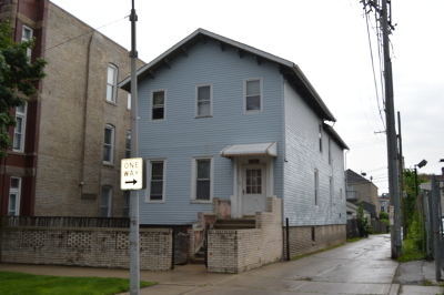 Multi Family Home New: 2347 West Huron Street