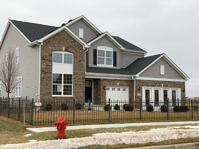 Montgomery Single Family Home For Sale: 3048 Manchester Drive