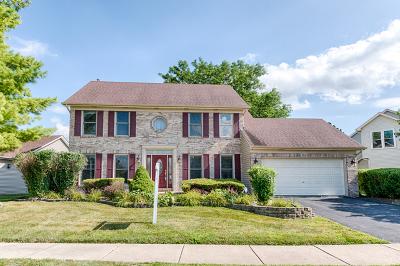 Aurora Single Family Home New: 3661 Baybrook Drive