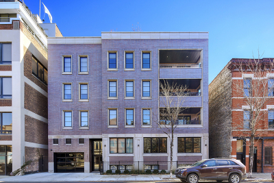 Condo/Townhouse New: 1851 North Halsted Street #1F