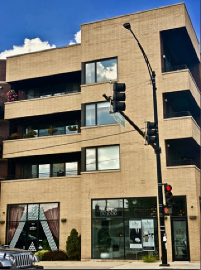 Condo/Townhouse New: 2800 West Chicago Avenue #2W