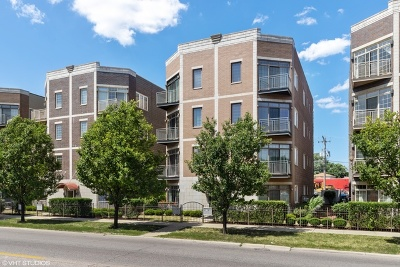Elmwood Park Condo/Townhouse New: 7932 West Grand Avenue #3E