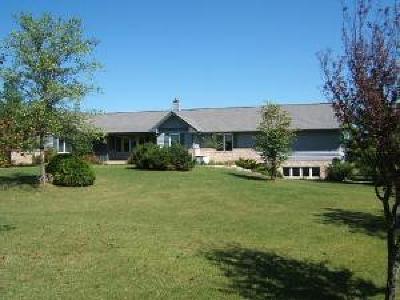 Crete, Monee Rental New: 6636 West Maple Court