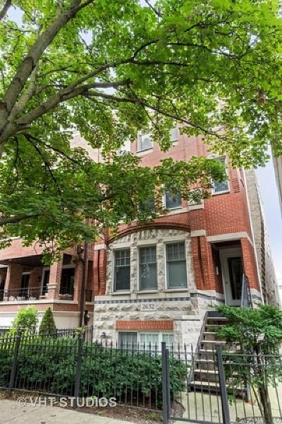 Condo/Townhouse For Sale: 2632 North Wayne Avenue #3