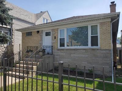 Single Family Home For Sale: 3805 North Kimball Avenue