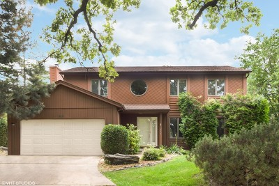 Bartlett Single Family Home New: 236 North Hickory Avenue