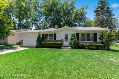 St. Charles Single Family Home Contingent: 227 Fairview Drive