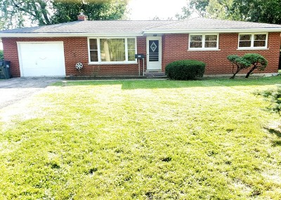 Schaumburg Single Family Home New: 1510 Indian Hill Drive