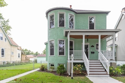 Brookfield Single Family Home New: 4222 Blanchan Avenue