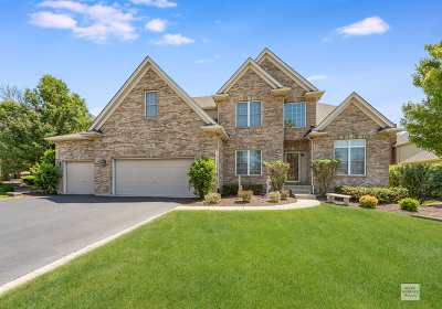 Naperville IL Single Family Home New: $569,900