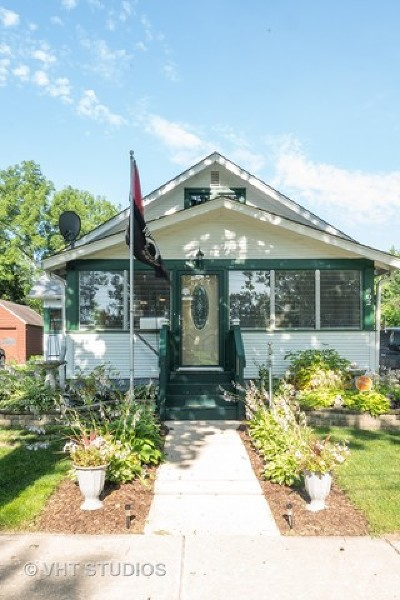 Aurora Single Family Home New: 602 Wilder Street