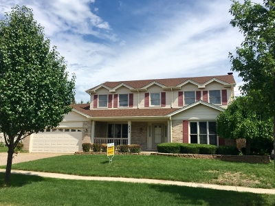 Carol Stream Rental For Rent: 633 Stuart Drive