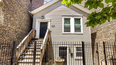 Chicago Multi Family Home New: 2220 West Taylor Street