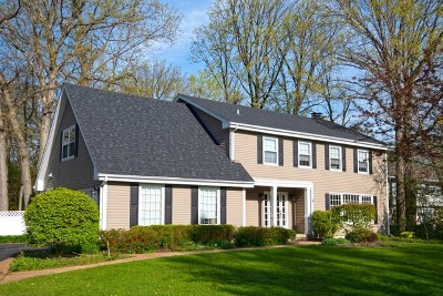 Lake Forest Single Family Home New: 1448 South West Fork Drive