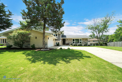 Palos Heights Single Family Home For Sale: 7655 West Sequoia Road