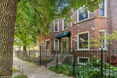 Condo/Townhouse New: 2434 North Linden Place #2