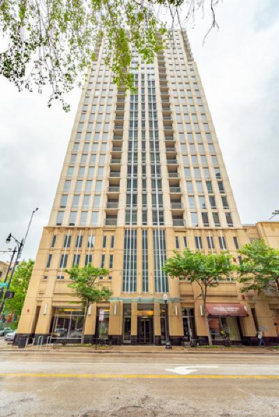 Condo/Townhouse New: 1250 South Michigan Avenue #1405