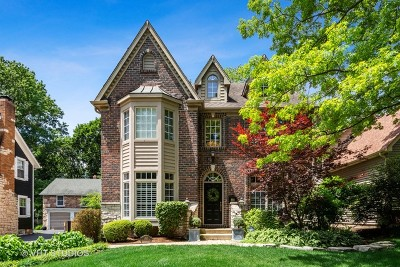 Naperville IL Single Family Home New: $949,900