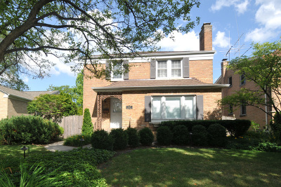 Elmhurst Single Family Home New: 267 North Larch Avenue
