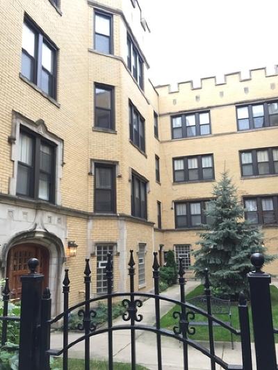 Condo/Townhouse New: 6436 North Leavitt Street #1W