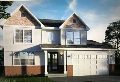 Plainfield Single Family Home New: 13528 South Carmel Boulevard