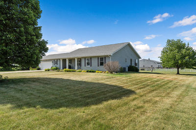 Kane County Single Family Home New: 50w450 Keslinger Road
