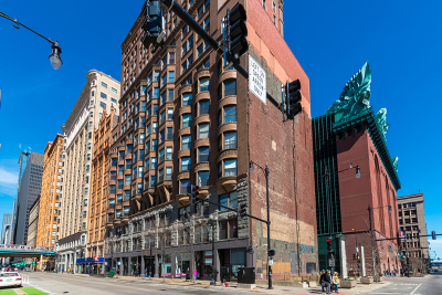 Condo/Townhouse New: 431 South Dearborn Street #1604