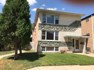 Chicago Multi Family Home New: 6320 West Highland Avenue