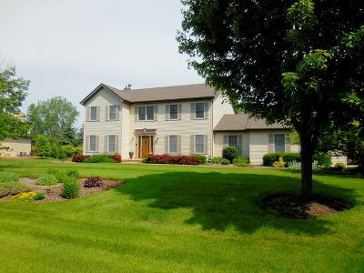 Bartlett Single Family Home New: 852 Kingston Lane