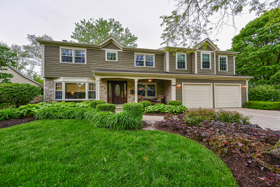 Glen Ellyn Single Family Home New: 688 Plumtree Road