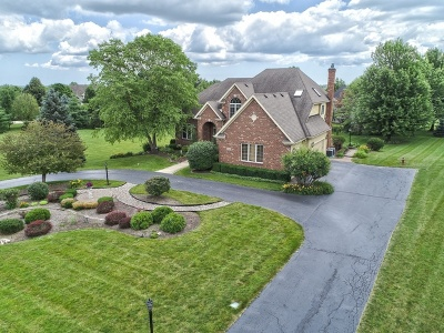 Crystal Lake Single Family Home New: 2604 Bridlewood Lane