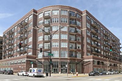 Condo/Townhouse New: 1000 West Adams Street #609