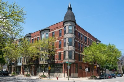 Condo/Townhouse New: 1500 West Ohio Street #1