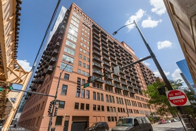 Condo/Townhouse New: 165 North Canal Street #1125