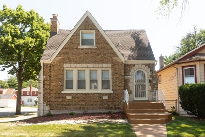 Chicago Single Family Home New: 11001 South Wallace Street