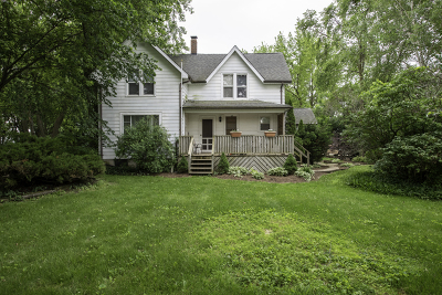 Dekalb Single Family Home New: 6296 Il Route 38 Highway