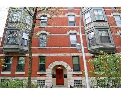 Condo/Townhouse New: 1051 West Barry Avenue #3W