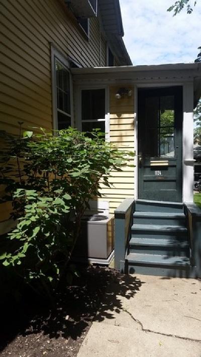 Wilmette Rental New: 1124 Greenleaf Avenue #2