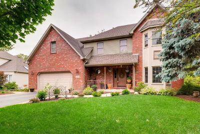 Oswego Single Family Home Price Change: 249 Willowwood Drive
