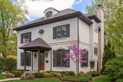 Hinsdale Single Family Home For Sale: 209 South Adams Street