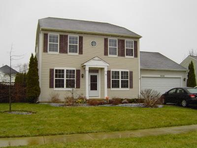Huntley Single Family Home New: 10488 Middletown Lane