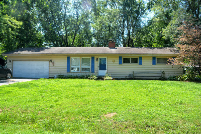 Kankakee Single Family Home For Sale: 31 Strasma South Drive