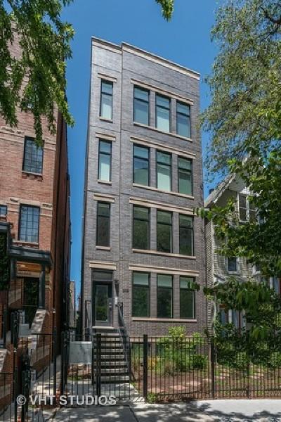 Chicago Condo/Townhouse New: 858 West Aldine Avenue #2