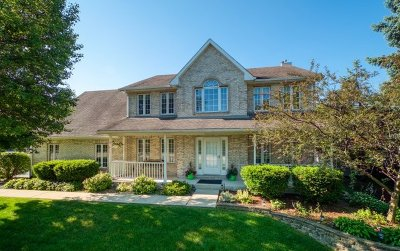 Lisle Single Family Home Price Change: 5510 Maple Court